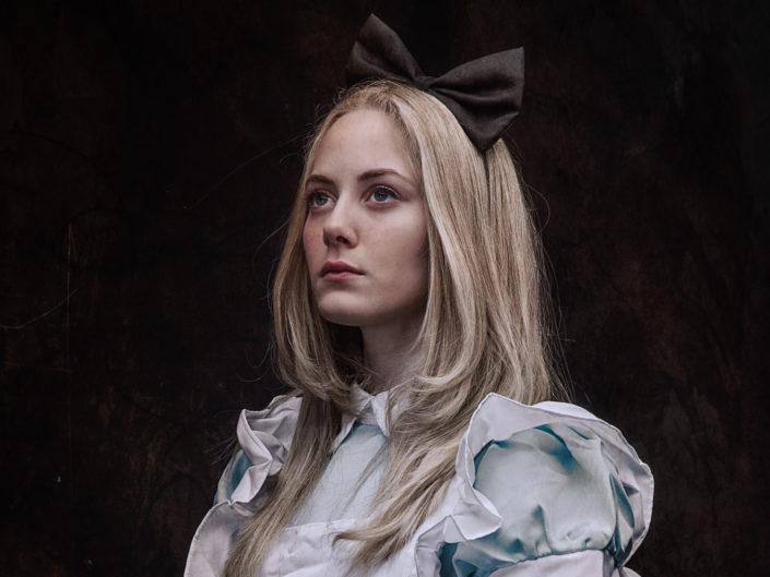 Alice, a dark tale